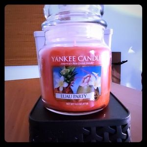 Luau Party Yankee candle